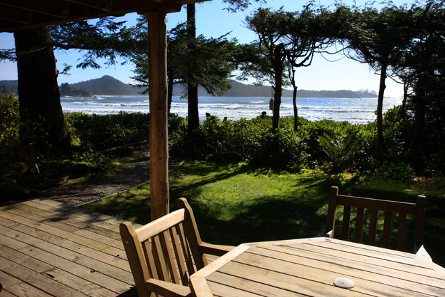 Tofino Chesterman Beach B Amp B Private Suites And Cottage