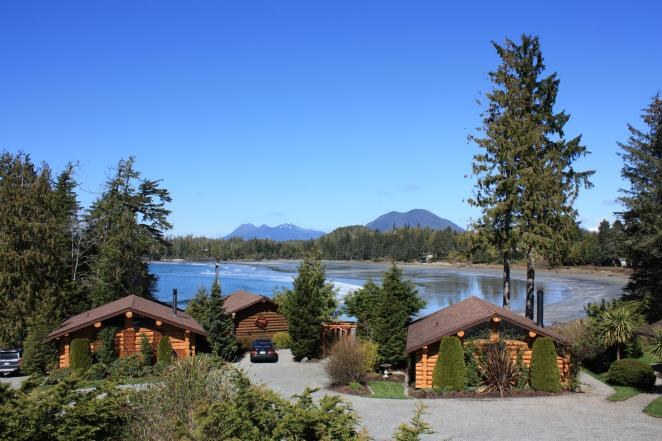 Crystal Cove Beach Resort Tofino Vancouver Island