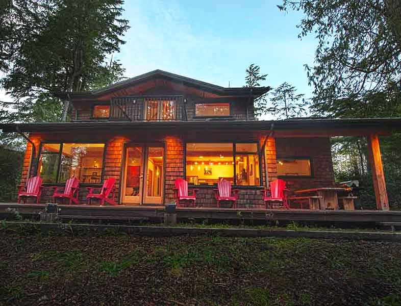 Stay Tofino Home Rentals