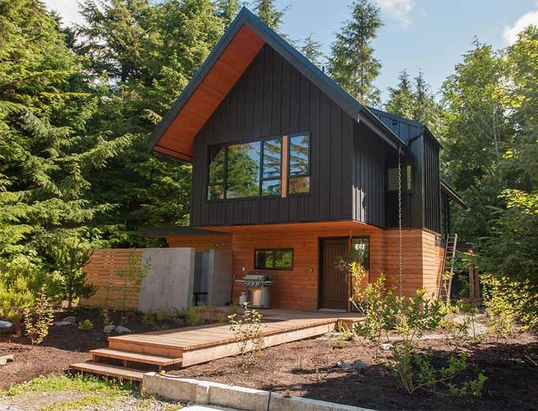 tofino cabins cottages