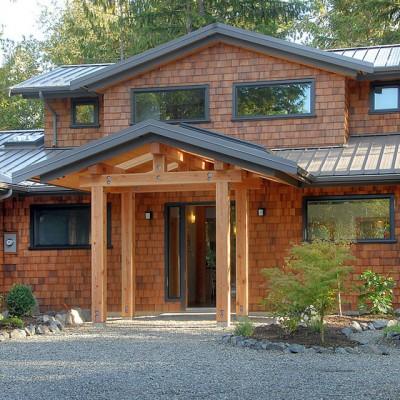 tsuga-house